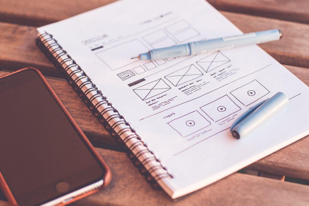 Wireframes - diseño responsive web para tu negocio
